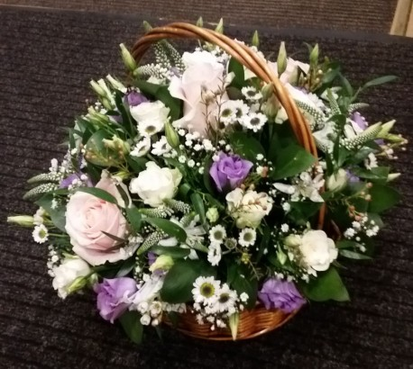 Basket of Floral Love