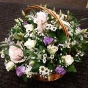 Basket of Floral Love