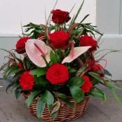 Love Forever Basket